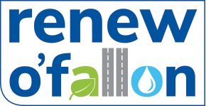 Renew O'Fallon logo